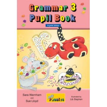 Jolly Grammar Pupil Book 3 - Print